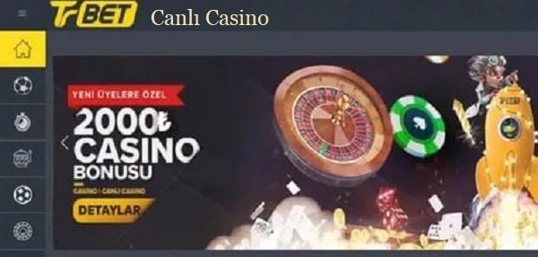 trbet canli casino nedir